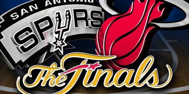 Miami Heat - San Antonio Spurs : NBA finallerine bakış