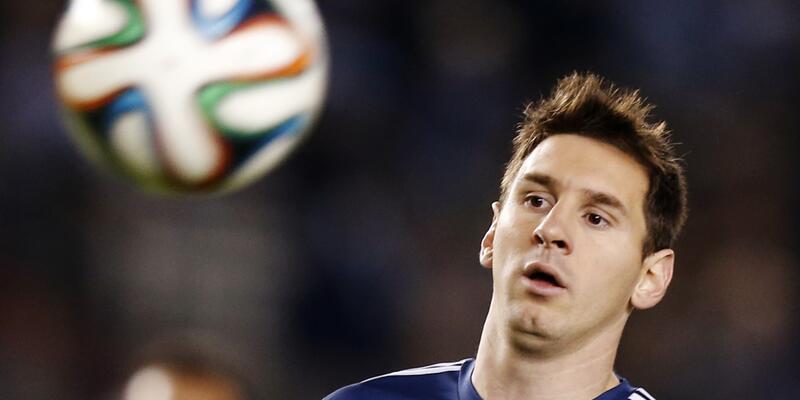 """Messi Vakfı """"kara para aklıyor"""" iddiası soruşturuluyor"""