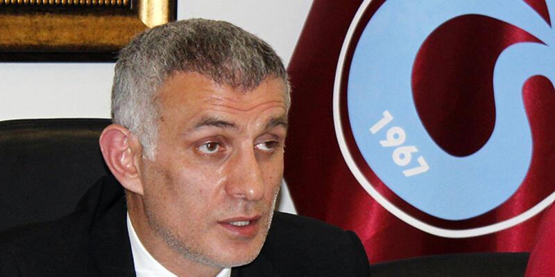 """İbrahim Hacıosmanoğlu: """"Trabzonspor'da paralel yapı var"""""""