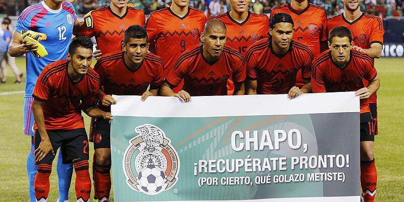 2014 Dünya Kupası A Grubu: Meksika