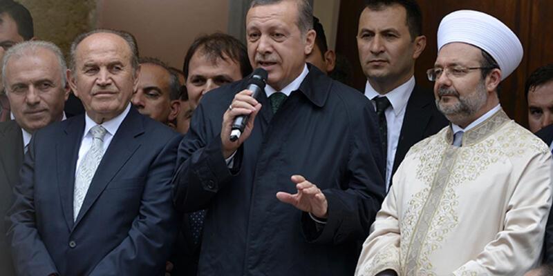 """Erdoğan'dan Ortaköy'de """"Ayasofya"""" yanıtı"""