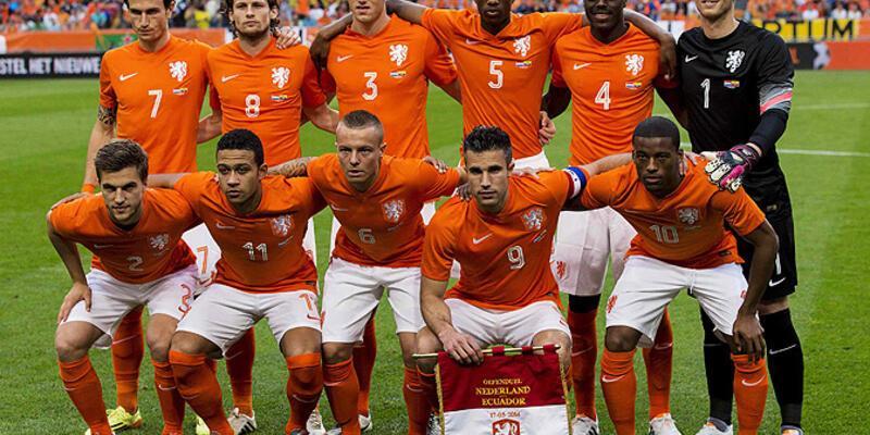 2014 FIFA Dünya Kupası'nda B Grubu: Hollanda