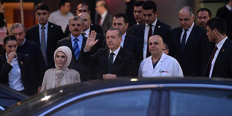 Başbakan Erdoğan'dan Kenan Işık'a ziyaret
