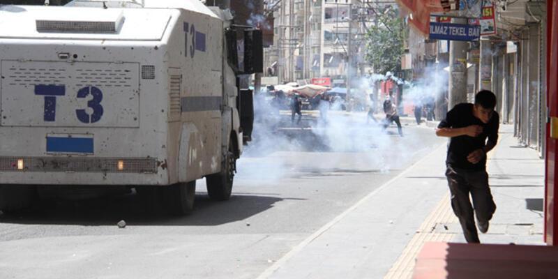 Lice'de olaylar çıktı: 2 ölü 2 yaralı