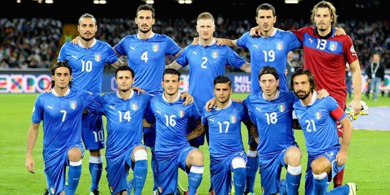 2014 Dünya Kupası D Grubu: İtalya