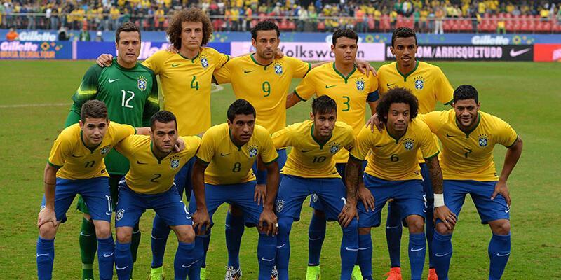 Dünya Kupası A Grubu'nda Brezilya lider