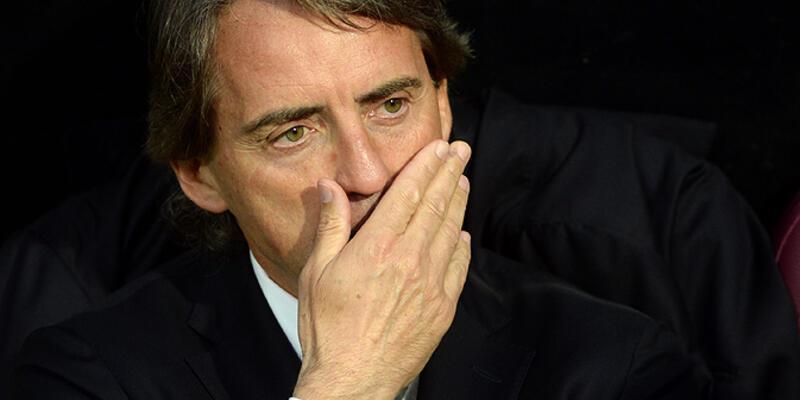 Galatasaray Mancini'nin sözleşmesini karşılıklı fesh etti