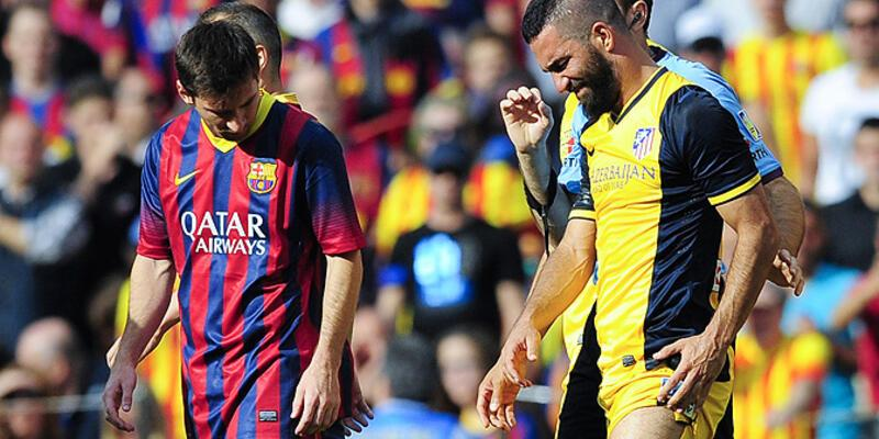 Arda'dan Barcelona açıklaması