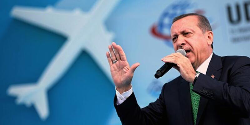 Erdoğan: O bayrağı indireni indireceksin!