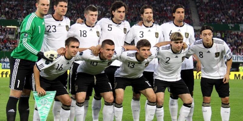 2014 FIFA Dünya Kupası G Grubu: Almanya