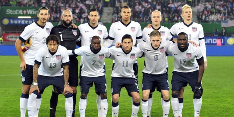2014 FIFA Dünya Kupası G Grubu: ABD