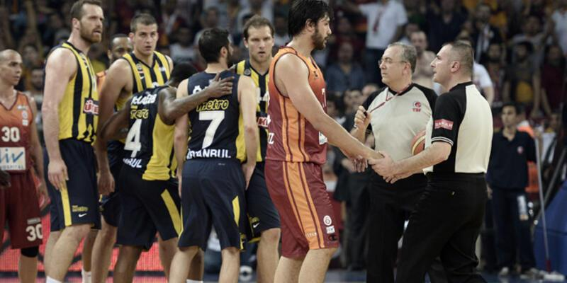 Galatasaray Liv Hospital: 88 - Fenerbahçe Ülker: 82