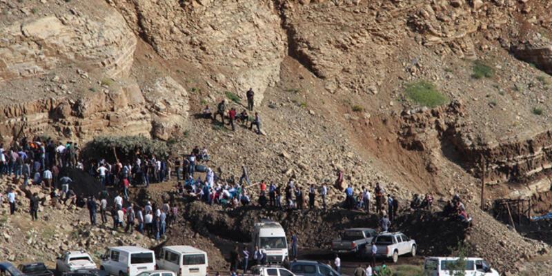 Şırnak'taki kömür ocağında göçük