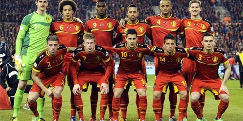 2014 FIFA Dünya Kupası H Grubu: Belçika