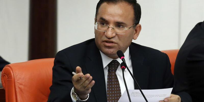 Bekir Bozdağ'dan  Ahmet Hamsici'ye yanıt