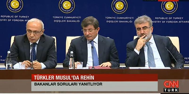 4 bakandan Musul toplantısı: Irak'ın yanındayız