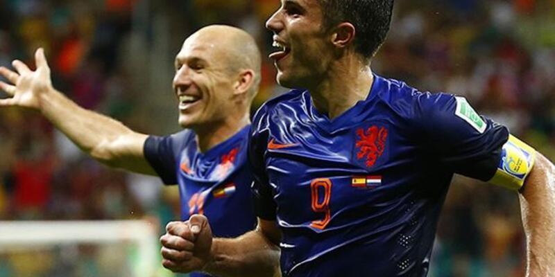 Hollanda'nın aday kadrosu açıklandı