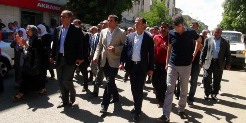 BDP'den Alperenler hakkında suç duyurusu