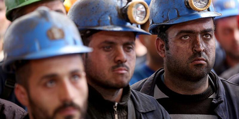 Somalı madencilerin maaş eylemi