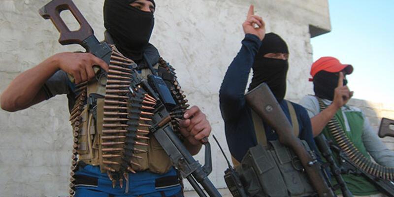 Irak'ta IŞİD ilerleyişi...