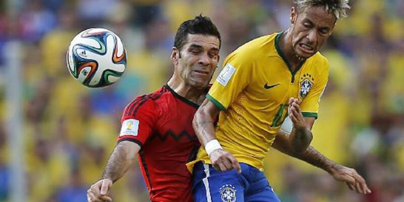 Dünya Kupası: Brezilya - Meksika: 0-0