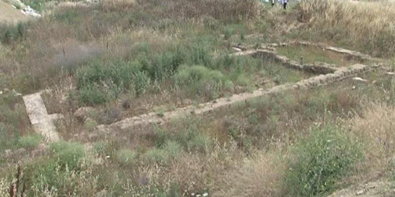 """""""Antik kentin kalıntılarının üstü kapatılıyor"""" iddiası"""