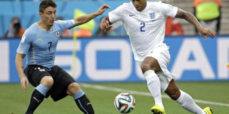 Dünya Kupası: Uruguay - İngiltere: 2-1