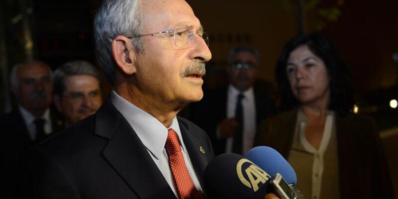 Kılıçdaroğlu'ndan Balyoz yorumu: Komuta kademesi yeniden düzenlenmeli