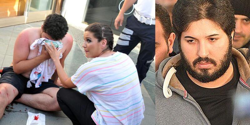 Rıza Sarraf: 'Hırsız var' diye bağırmaları gücüme gitti
