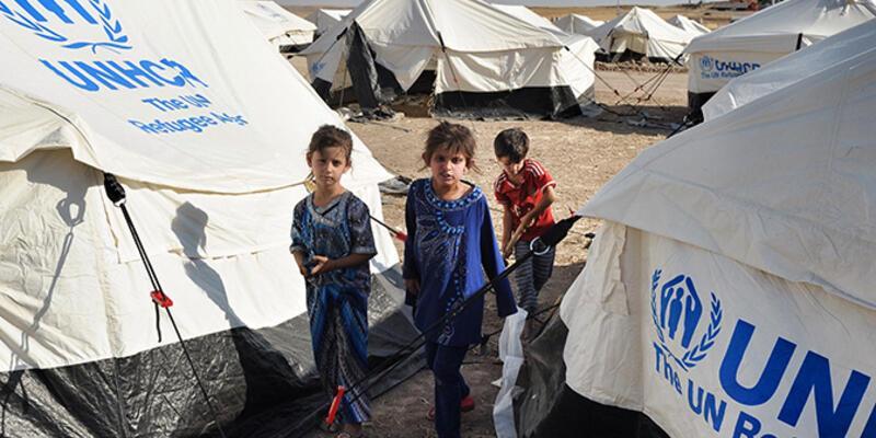 Dünyadaki mülteci sayısında korkutan artış