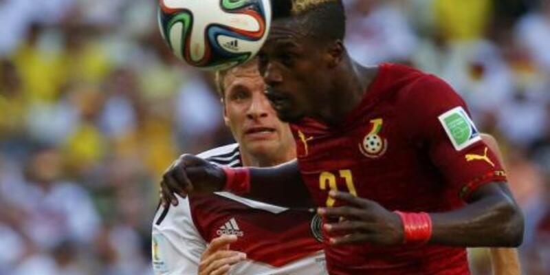 Dünya Kupası: Almanya-Gana: 2-2