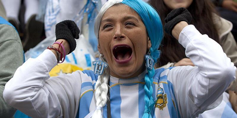 Dünya Kupası F Grubu'nda Arjantin gruptan çıktı
