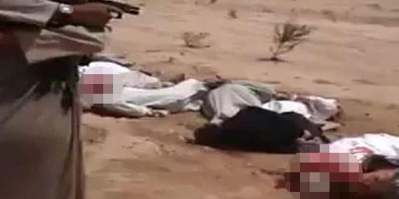 IŞİD'den yeni infaz görüntüleri...