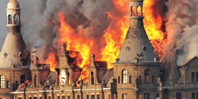 Haydarpaşa garı yangını davasında karar
