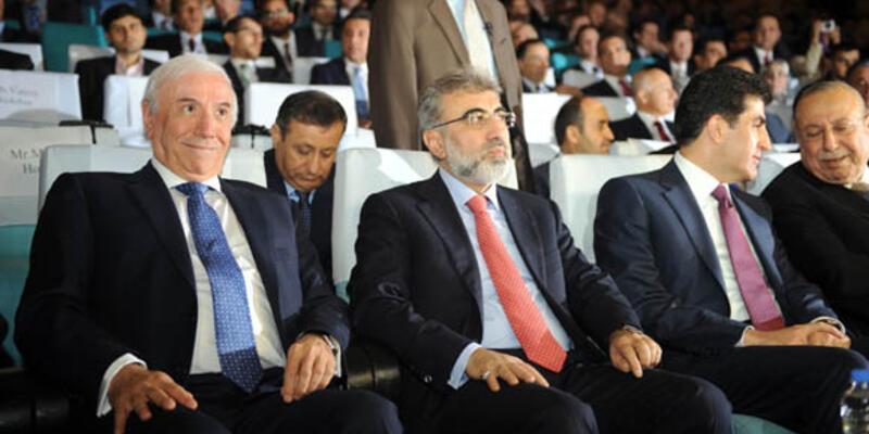 Erbil'de Petrol ve Gaz Konferansı yapıldı