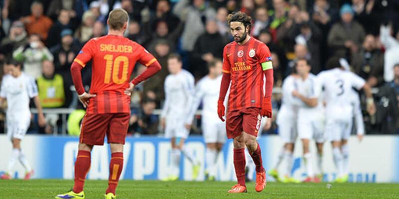 Real Madrid - Galatasaray: 4-1