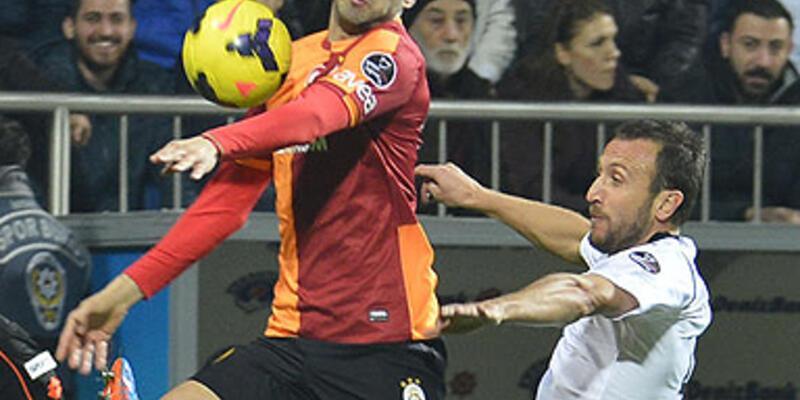 Kasımpaşa - Galatasaray: 1-1