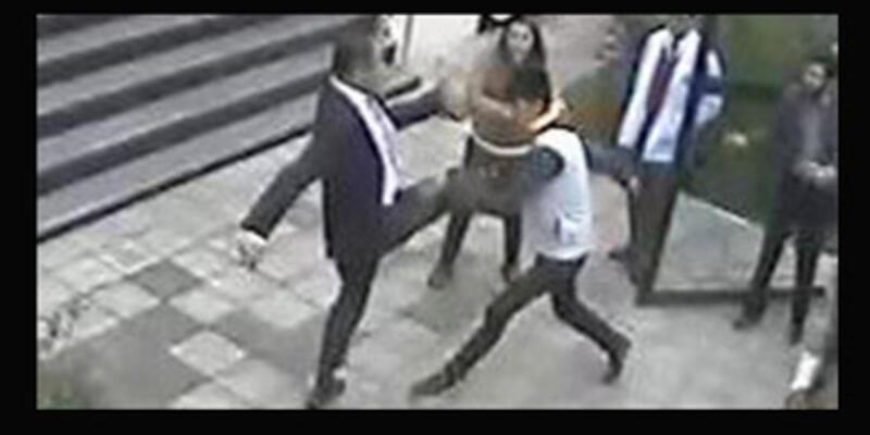 Okul müdürüne bıçaklı saldırı!