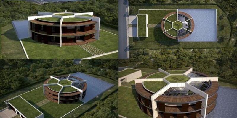 """""""Messi'nin yeni evi"""" iddiası"""