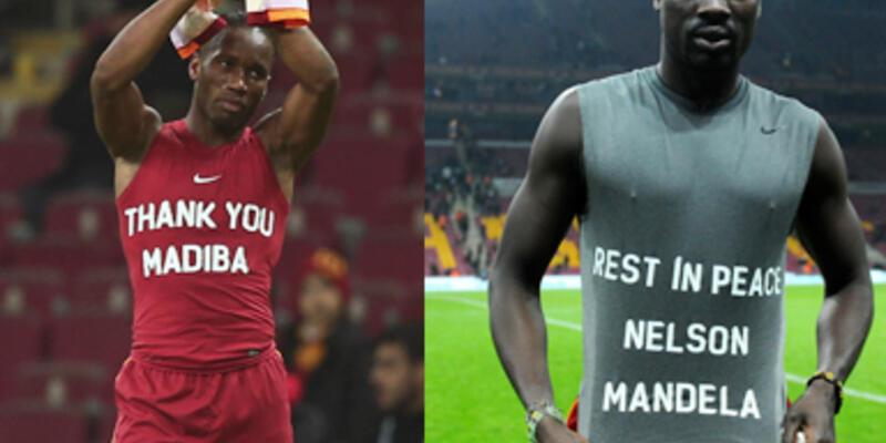 Drogba ve Eboue disipline sevk edildi!