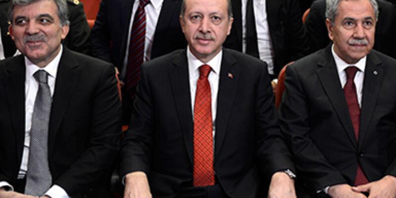 """Başbakan ve Arınç """"sitem""""den sonra ilk kez yan yana..."""