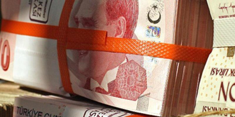 Hazine 5.5 milyar lira borçlandı