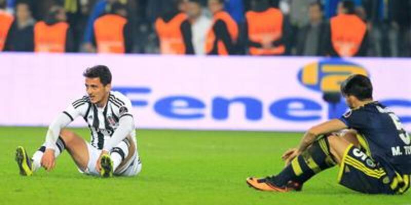 Beşiktaş deplasmanda derbi kazanamıyor