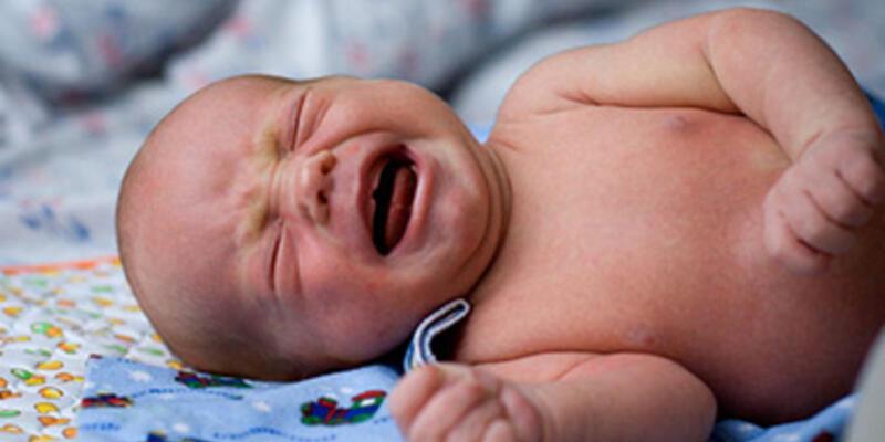 Bebeğinizin kolik sancılarına dikkat!