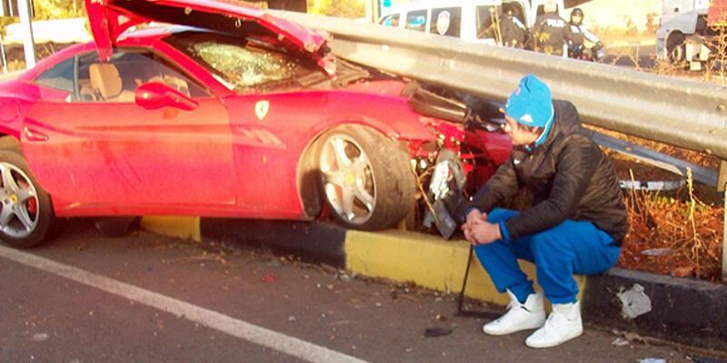 Gaziantepsporlu Milevskiy kaza yaptı