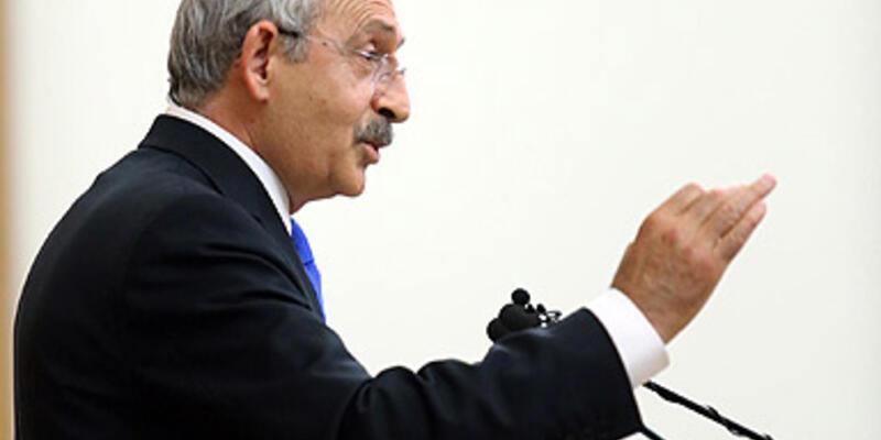 """Kılıçdaroğlu uyardı: """"Sürükleniyoruz"""""""