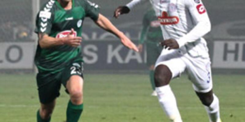 Torku Konyaspor - Çaykur Rizespor: 2-1