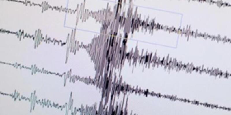 Denizli'de bir saat arayla iki deprem