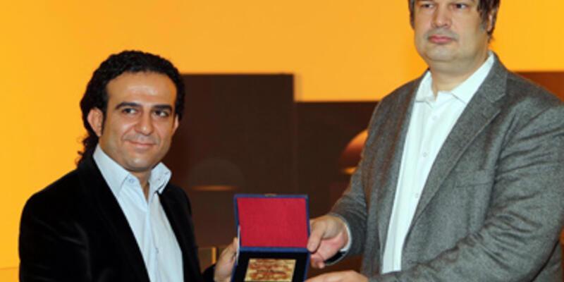 Bülent Mumay'a İnsan Hakları ödülü