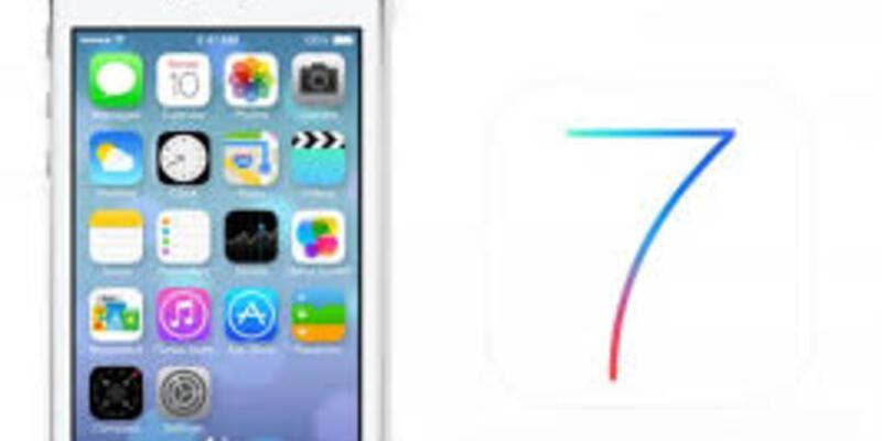 iOS 7'ye ilk güncelleme